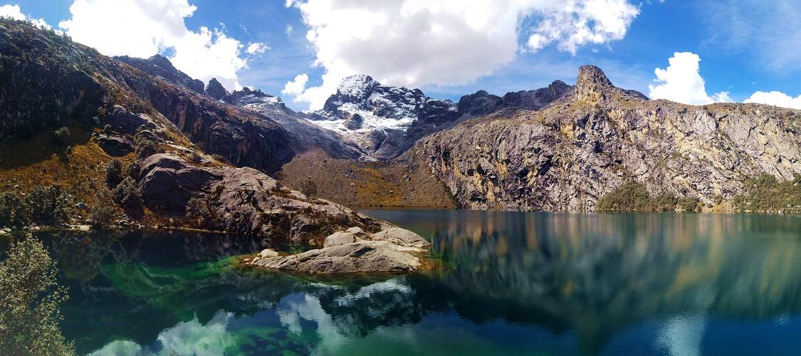 南美健行天堂─祕魯。邱魯普健行步道